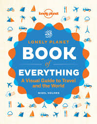 the book of everything a visual guide to travel and the world