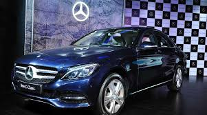 newest mercedes model mercedes c class launched at rs 40 90 lakh more looking