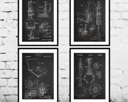Bathroom Blueprint Bathroom Blueprint Etsy
