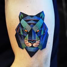40 astounding cubism tattoos