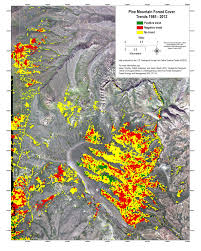 Colorado Mountains Map by September 2016 Tim Assal