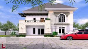 5 Bedroom House Plans by 5 Bedroom Duplex House Plans In Nigeria Youtube