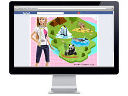 facebook themes barbie hong kong web design creative digital marketing agency barbie be