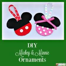 personalized mickey or minnie mouse ornament sweet way to
