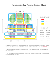 theater floor plan new amsterdam theatre seating chart aladdin seating guide