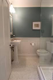 wainscoting bathroom ideas wainscoting bathroom ideas with wall and bathtub sink amys