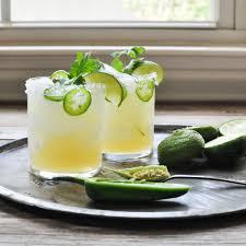 margarita fresh lime u0026 jalapeno margarita fed u0026 fit