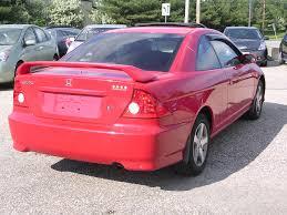 honda civic 2004 coupe 2001 2005 honda civic coupe the grown up civic autopolis