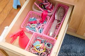 organize hair accessories therapy for your hair accessories drawer hair accessory