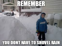 Shoveling Snow Meme - the hustle daily meme