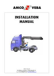 truck crane installation manual by ahmadfikry work issuu