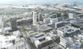 Map Of Long Beach California The New Long Beach Civic Center