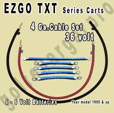 battery wiring diagram for ezgo golf cart download wiring diagram
