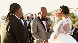 porsha williams wedding ne yo and crystal renay wedding vows and reception footage bossip
