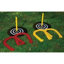 personalized horseshoe set horseshoes yard you ll wayfair