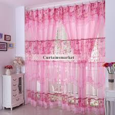 Pink Curtains For Sale Pink Lace Baby Nursery Curtains