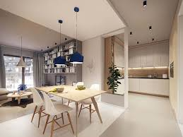 Modern Apartment Design By PLASTERLINA - Modern apartment design