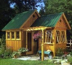 Potting Shed Plans 518 Best Sheds Images On Pinterest Garden Sheds Shed Plans And