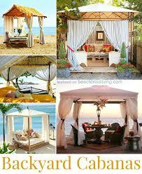 Cabana Ideas For Backyard Best 25 Cabana Ideas Ideas On Pinterest Cabana Backyard Pools