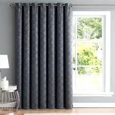 curtains 4 inches above floor comfort bay medallion blackout panel