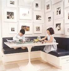 kitchen corner bench seating with storage plans kitchen corner