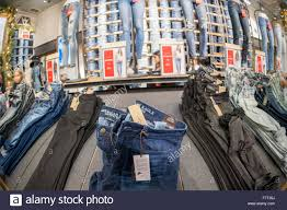 denim at american eagle outfitters in the herald square