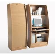 bureau informatique fermé meuble ordinateur fermé petit bureau design eyebuy