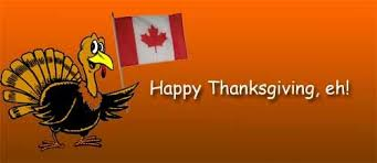 what is canadian thanksgiving anyway food on i smell