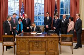 Resolute Desk Behind The Desk With President Obama Invisible Children