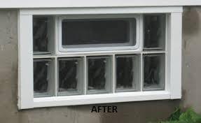basement glass block windows in st louis