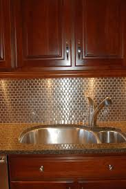 stainless steel backsplashes for kitchens stainless steel backsplashes pictures ideas from kitchen of