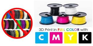 3ders org ord solutions u0027 rova4d full color blender 3d printer