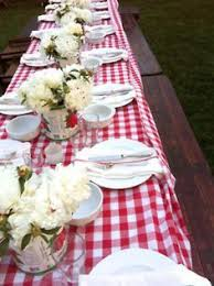 Backyard Picnic Ideas The 25 Best Checkered Tablecloth Ideas On Pinterest Red Gingham