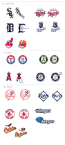 page 2 updates every mlb logo to more accurately portray each team
