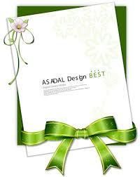 invitation card templates invitation cards design with ribbons