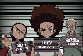 Riley Freeman Memes - mugshot the boondocks know your meme