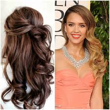 non hairstyles long hairstyle trends for prom no updos here