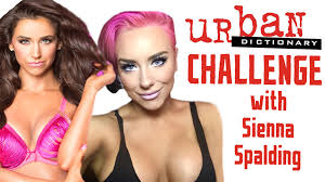 undercut dictionary urban dictionary challenge with sienna spalding syd wilder