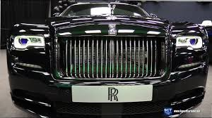 2017 rolls royce wraith exterior and interior walkaround 2017