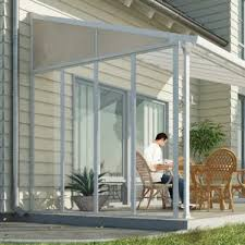 Side Awnings For Patios Patio Door U0026 Window Awnings