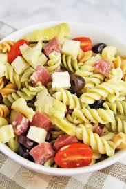 Pasta Salas Italian Antipasto Pasta Salad The Tasty Bite
