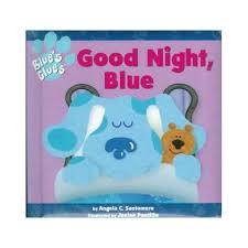 family fun blue clues good night blue blue steve