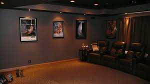 home theater wall color ideas