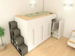 gain de place chambre 40 meubles pratiques pour gagner de la place décoration