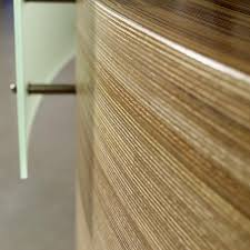 curved wood wall furniture plywood panel wood wall mounted smooth