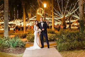 st augustine lights tour weddings during nights of lights in st augustine treasury on the