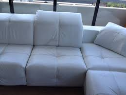 Cleaning White Leather Sofa by Leather Lounge Cleaning Melbourne Vic Leather Furniture
