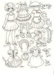 miss missy paper dolls heidi fairy tale style paper doll