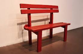 Bench Made From 2x4 Park Benches From Scrap Lumber Or 2x4 U0027s 9 Steps With Pictures