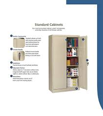Tennsco Bookcase Strong Hold Cabinets Products Bin Storage Cabinet With Shelves